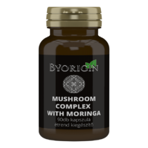 Byorigin Gyógygomba Komplex  Moringával 90db kapszula