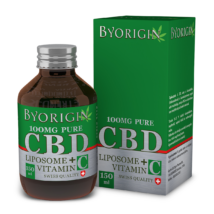 Byorigin CBD LIPOSOME + C