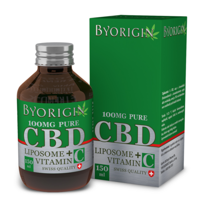 Byorigin CBD LIPOSOME + C